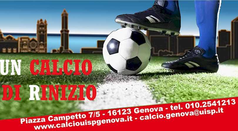 Campionati Calcio Uisp Genova 2020/2021, il programma di attività